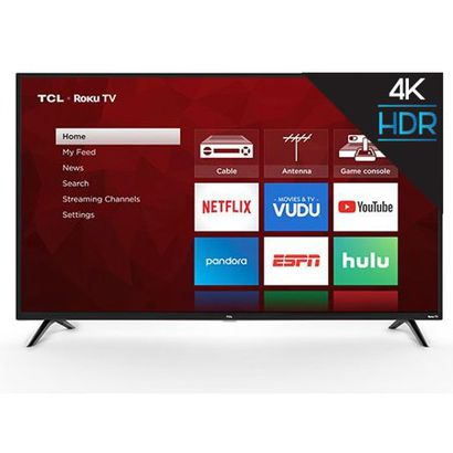 """Tcl 55"""" Ultra High-definition Tv"""