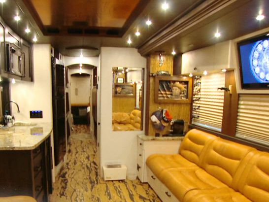 Over-the-Top Celebrity RVs | Cheapism com