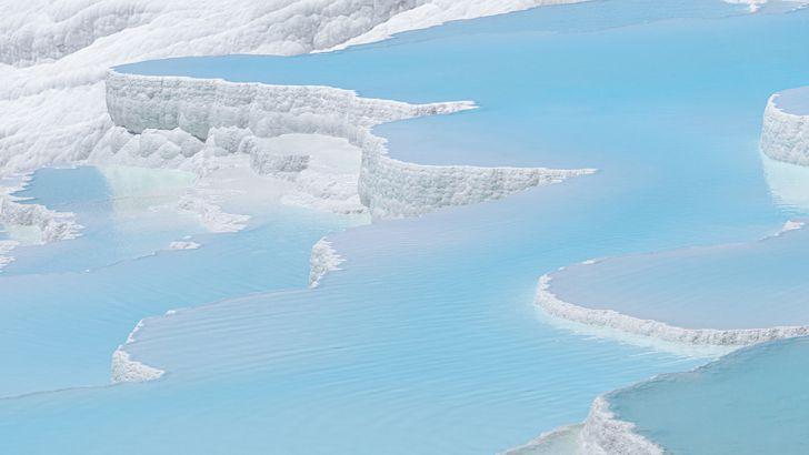 Pamukkale Water Terraces