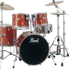 Pearl Vision VX 5-Piece Shell Pack Drum Set
