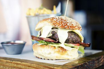 Burger Recipes From Celebrity Chefs