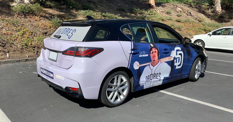 Wrapify car