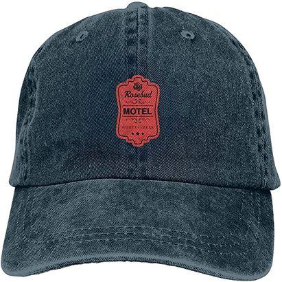 Rosebud Motel cap