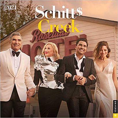 Schitt's Creek calendar