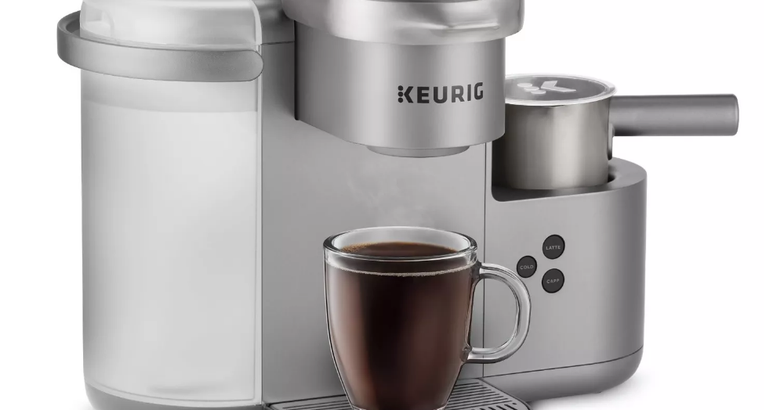 Keurig K-Cafe Special Edition Coffee, Latte, and Cappuccino Maker