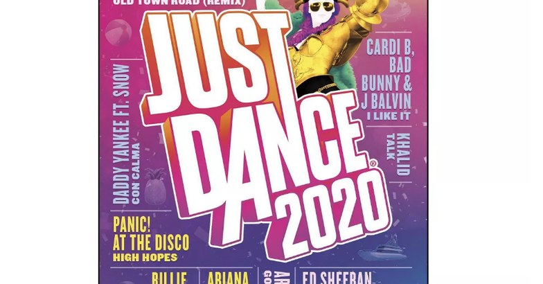 Just Dance 2020 for Nintendo Switch