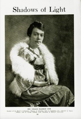 Coralie Franklin Cook