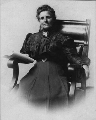 Jennie Woodworth