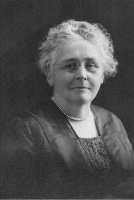 Dr. Ellen Starr Souder