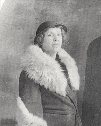 Josephine Irvin Harris Pankey