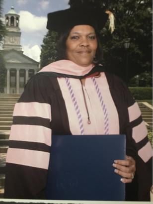 Dr. Jacqueline Deloris McCoy