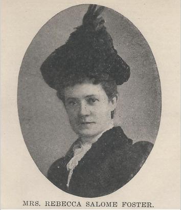 Rebecca Salome Foster