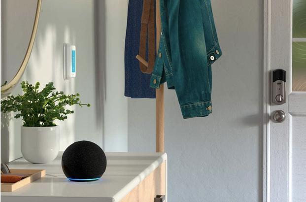 Echo Dot smart speaker