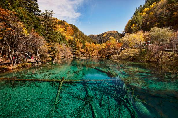 Lake Wuhua Hai