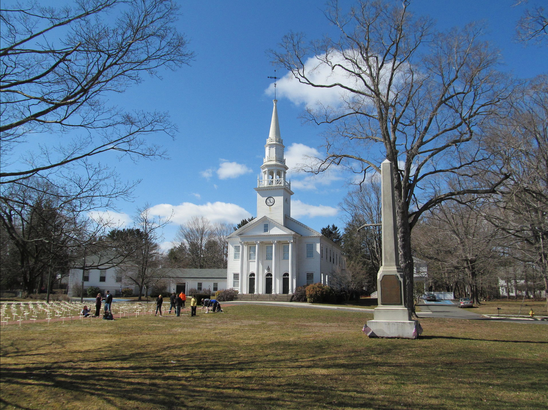 First Congregational Church of Cheshire, Connecticut