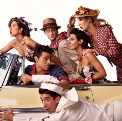 Friends promotional image