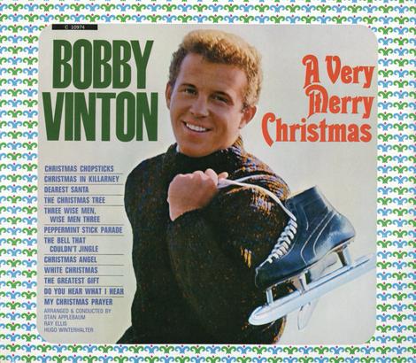 Bobby Vinton album cover