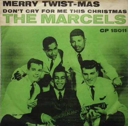 Merry Twist-Mas album