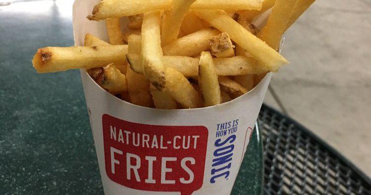 Sonic Fries