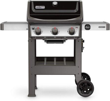 Spirit II Three-burner grill