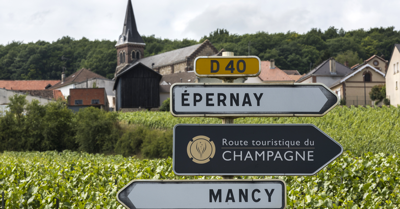 Signs in France