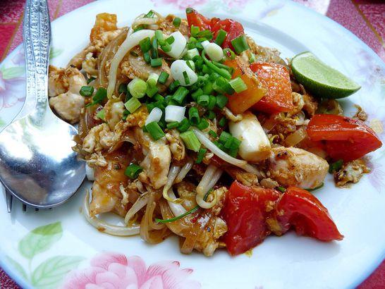 Thailand's Pad Thai