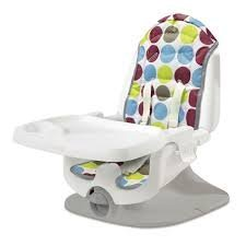 The First Years miSwivel Feeding Chair