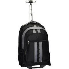 Travelers Club Metropolitan Rolling Backpack