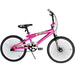 Pretty in Pink BMX Bike