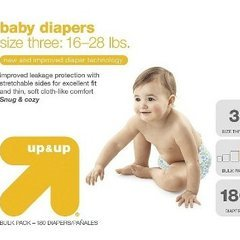 Up and Up Diapers