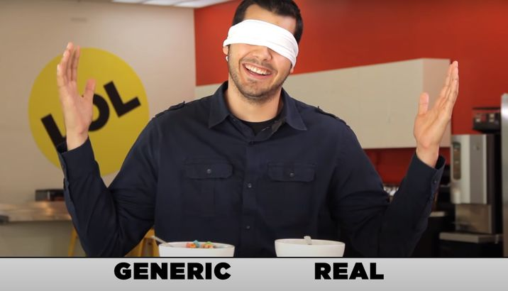 Buzzfeed generic or real challenge