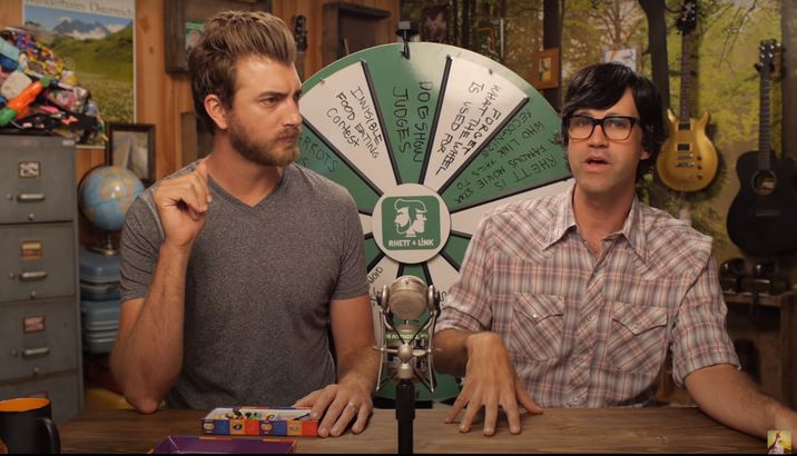 YouTubers Good Mythical Morning