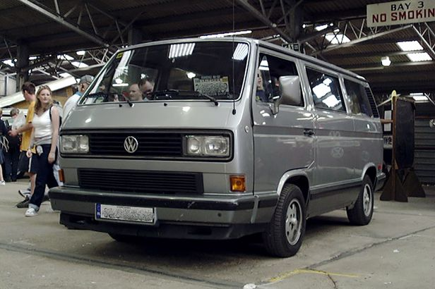 9799c0e9ed 1988 California-spec VW Vanagon Wolfsburg Edition