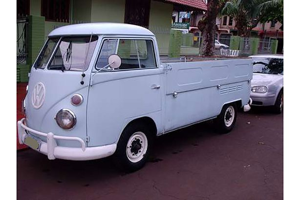 9e0ad20a8c U.S. sales of Volkswagen vans in pickup and commercial configurations were  curtailed by the Chicken tax