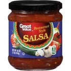 Walmart Great Value Restaurant-Style Medium Salsa