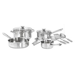 Wearever Cook & Strain 10-Piece Set