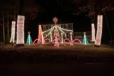 Deslumbrantes Luces Navideñas Para Visitar En Todos Los 50 Estados Cheapism Com