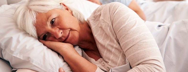 Why It's Harder to Sleep As You Age