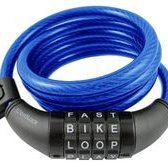 Wordlock Cable Bike Lock