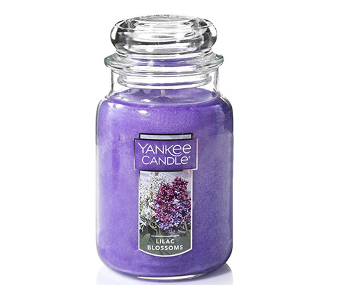 Yankee Candle (Lavender)