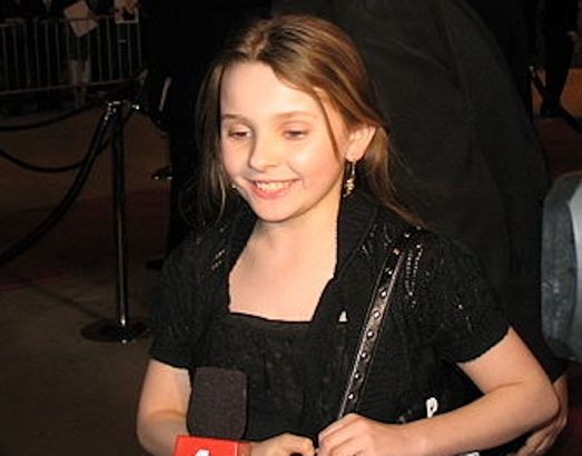 Abigail Breslin young