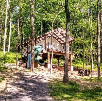 Pennsylvania: Airydale Retreat