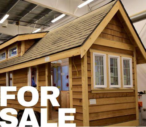 Alaska tiny home Tongass