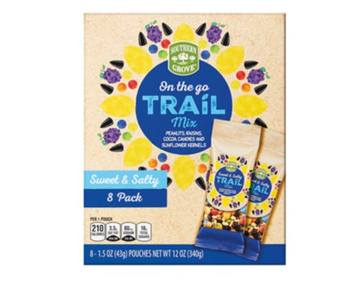 Southern Grove On The Go Trail Sweet and Salty Mix