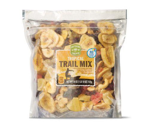 Tropical Trail Mix
