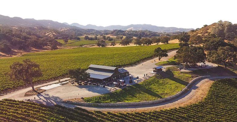 Ancient Peaks Winery, Santa Margarita