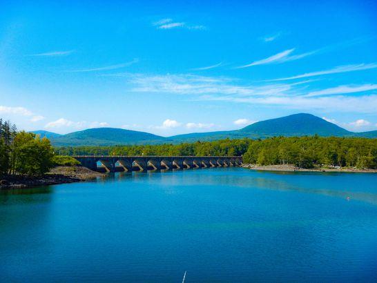Ashokan Reservoir Promenade, Catskills