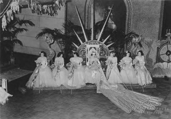 Atlanteans Ball, 1940
