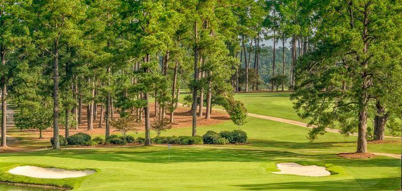 Augusta National Golf Club — Augusta, Georgia