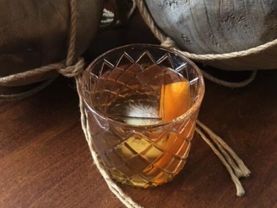 Back to Baker cocktail